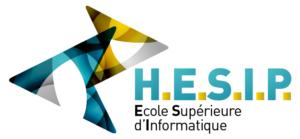 """Hesip : logo de l""""école"""