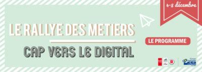 image Rallye des métiers : cap vers le digital
