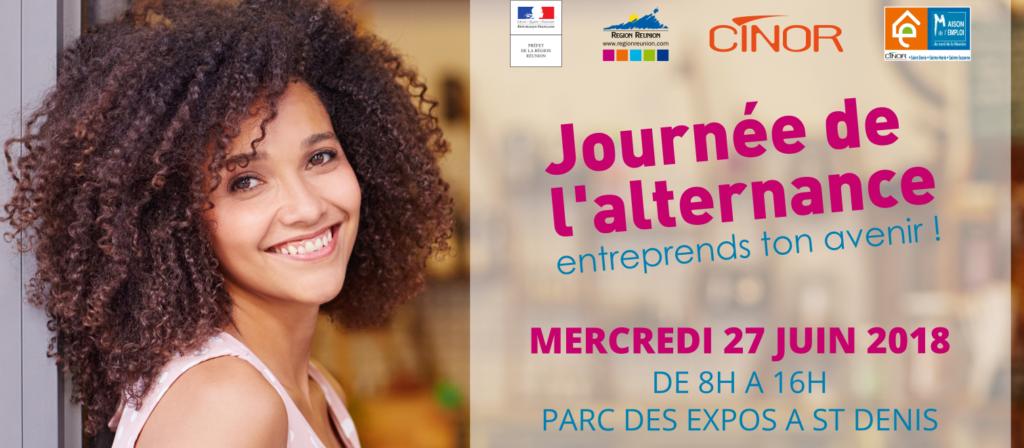 EV014 - Journée de l'alternance 2018 - Saint- Denis - La Réunion