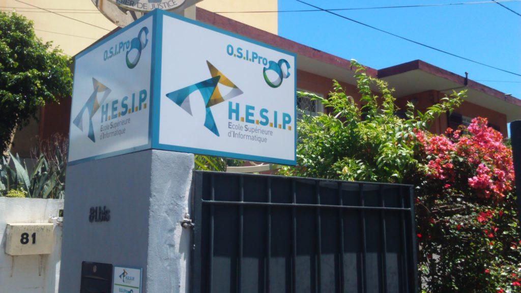 Portail Hesip OSiPro