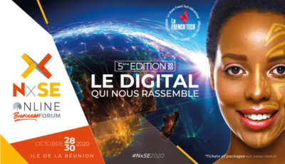 Salon du digital NxSE - Ile de La Réunion 2020
