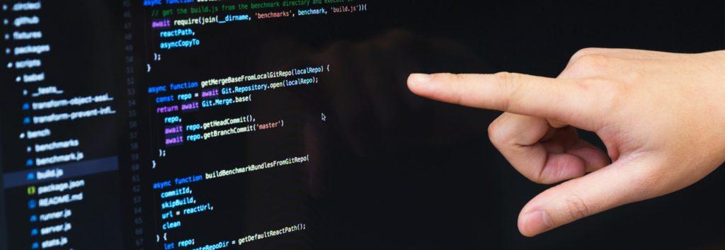 Un developpeur d'application utilise un langage de programmation