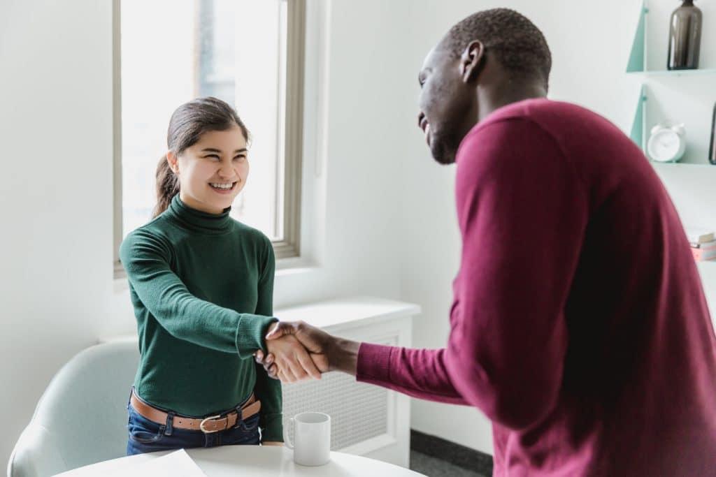 Recrutement job dating